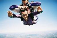 Parachute jump 5