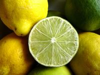 Cut lime