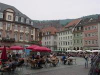 cafe at Heidelberg