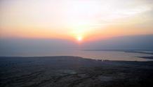 Sunrise - Israel- Golden Hight