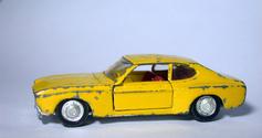 yellow car 3