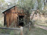Red Rock Creek shack