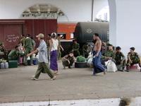 Rangoon, Burma 6