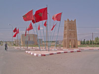 Moroccain Flags