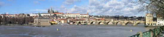 Prague: Castle, Charles Bridge