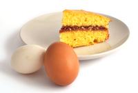 Cake & Eggs