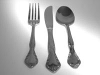 Dining Utensils 2