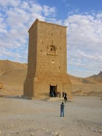 Necropola near Palmyra
