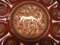 Plate pattern