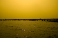 Sunset @Le Bridge