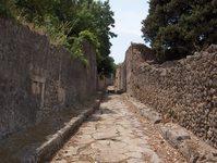 Pompeii Street Impression
