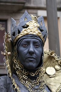 Queen of La Rambla