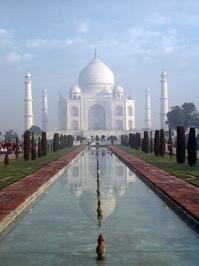 Taj Mahal 4
