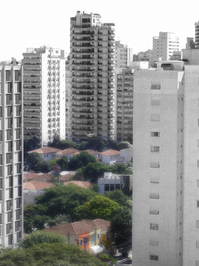 Buildings in infra-red 2