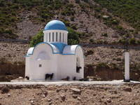 A chapel in Crete