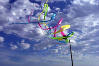 pinwheel kite