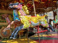 Carousel Horses 3