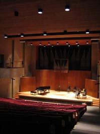 recital hall ii
