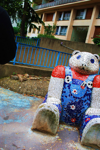 paris bear