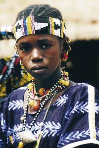 Gambian Girl 1