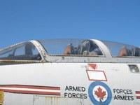 Old Fighter jet