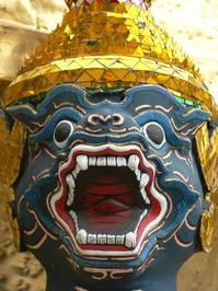 Bangkok, Wat Pra Keow