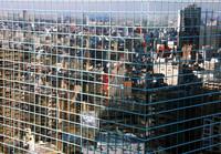 Tokyo Skyline Reflections 2