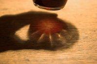 Wine in my glass