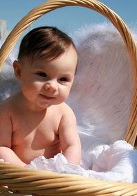 Angel Baby Girl 4