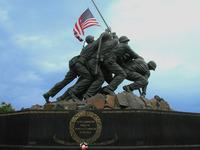 Iwo Jima Memorial Wide