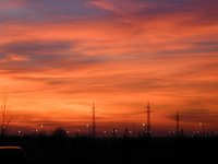 industry sunset I