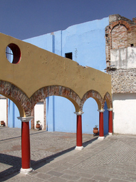 Mexican Colours 1