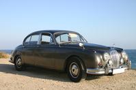 60s bronze luxury family car