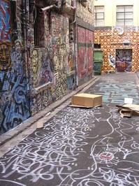 Melbourne Alleyways