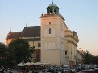 The church of St. Anna at Krak