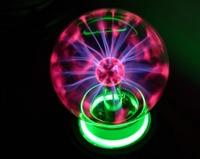 Plasma lamp - Lampara de plasm