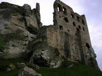 Old Castle in Ogrodzieniec - P