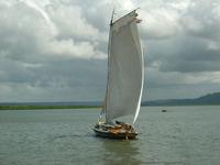 Saveiro Boat Bahia