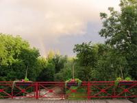 Monday Rainbow
