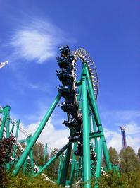 Rollercoaster Condor