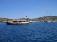 Bodrum, island