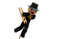 chimneysweeper puppet