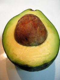 Half Avocado 1