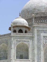 Taj Closeup