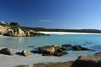 Long beach @ Tasmania (bay of fires)