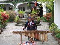 mayan village - people 04
