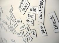 4th grade word magnet board