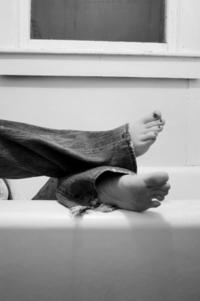 Feet In Tub 3