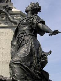 Parliament Hill Statues II