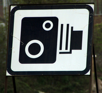 Camera Ahead